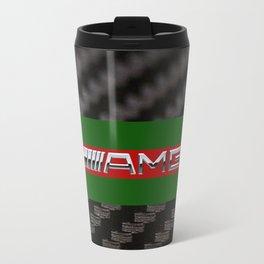 Carbon logo AMG Travel Mug