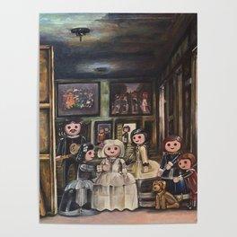 Meninas Playmobil Poster