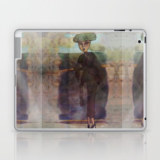 Du Pont II Laptop & iPad Skin