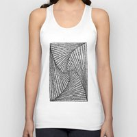 the xx Tank Tops featuring XX by Krista Jaworski