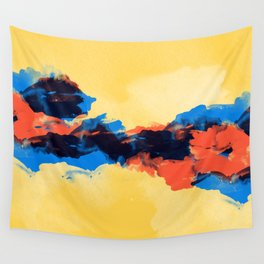 Tectonic Wall Tapestry