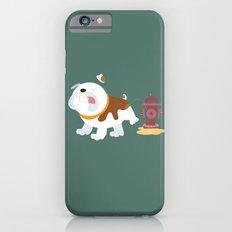 English bulldog iPhone 6s Slim Case