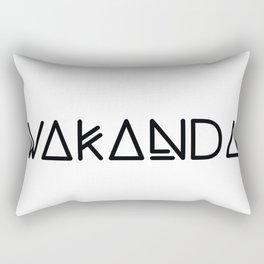wakanda Rectangular Pillow