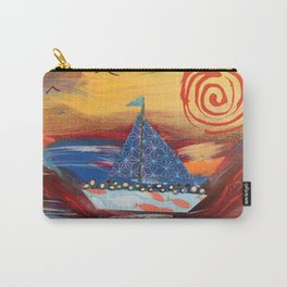 Pilgrims Journey Carry-All Pouch