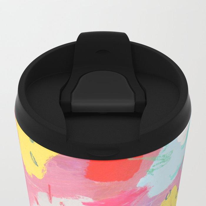 nuru #134 Metal Travel Mug