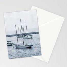 Sailboats, Martha's Vineyard Stationery Cards