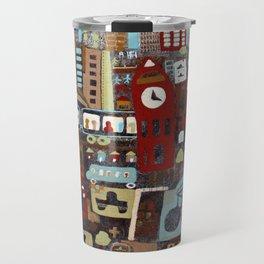 City, City Travel Mug