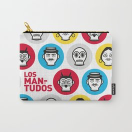 Lo Mantudos Colors Carry-All Pouch
