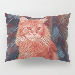 Maine Coon Cat IV Pillow Sham