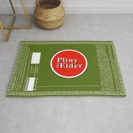 Pliny the Elder Rug