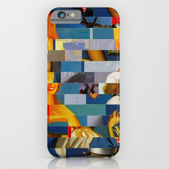 Shiver Me Ikea Timbers (Provenance Series) iPhone & iPod Case