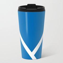 """IN"" – Hawk-Eye - Square Travel Mug"