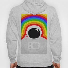 Rainbow Astronaut Hoody