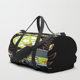 Scoobynatural And The Crew Duffle Bag