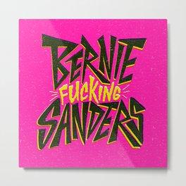 Bernie Sanders Metal Print