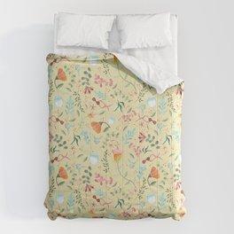 Bunny girl Comforters