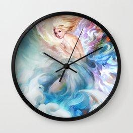 ONE SMOKING HOT FAIRY TAIL Art Wall Clock