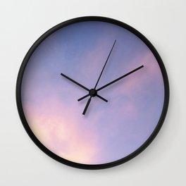 Warm Touch Sky V8 Wall Clock