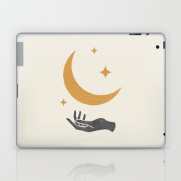 Moonlight Hand Laptop & iPad Skin