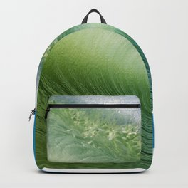 BlueGreen Wave Backpack