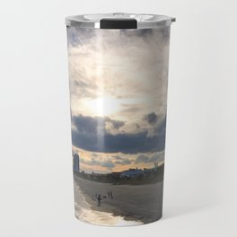 South Carolina Coastline - Myrtle Beach Travel Mug