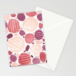 Pebbly Stationery Cards