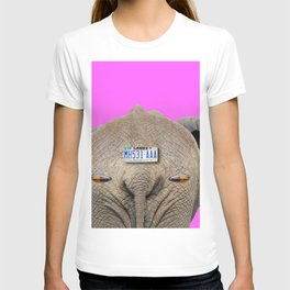 Legal Elephant T-shirt