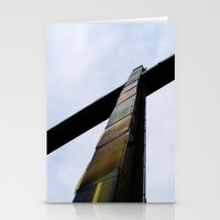 cross Stationery Cards featuring Cross  by Sierra Christie