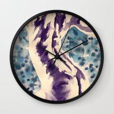 Dancing Nude Wall Clock