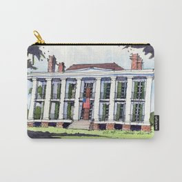 Ducros House, Thibodaux, Louisiana Carry-All Pouch