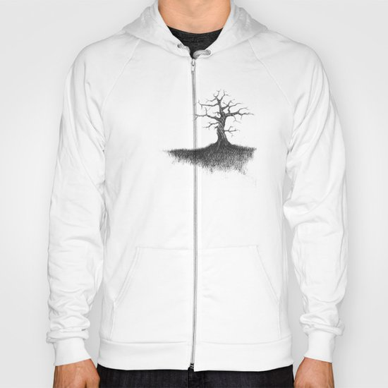 tree on the hill Hoody