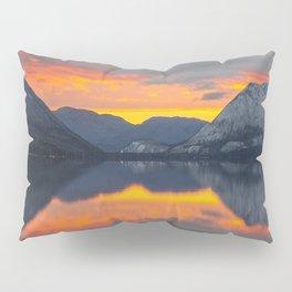 lake_sunset Pillow Sham
