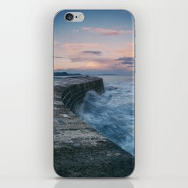 Sunset Over the Cobb II iPhone Skin