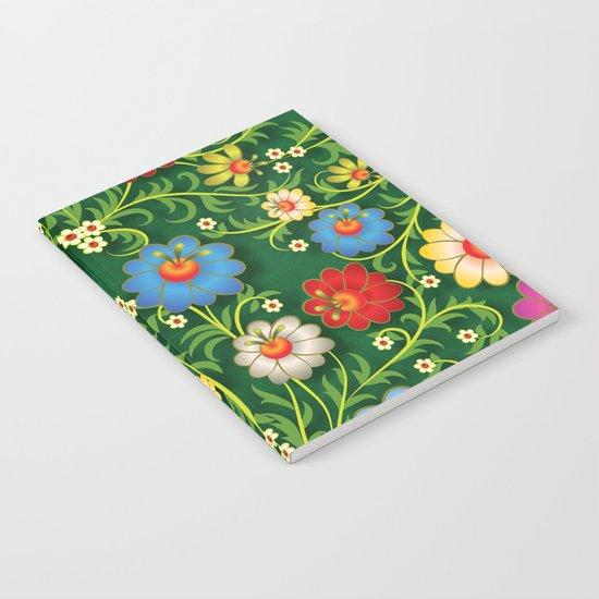 Shabby flowers #16 Notebook