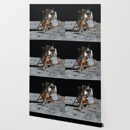Apollo 14 - Lunar Module Wallpaper
