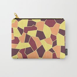 Hard Mosaic 05 Carry-All Pouch