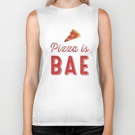 Pizza is BAE Biker Tank