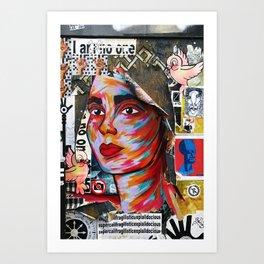 Urban Wall Art Print