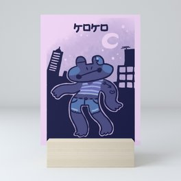 Kero City Mini Art Print
