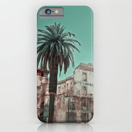 Lincoln Hotel by Lika Ramati iPhone Case