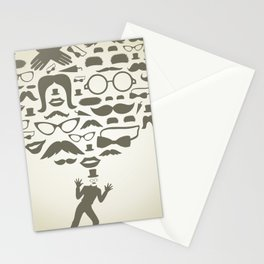 Art transformation Stationery Cards