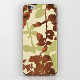 leaf  iPhone Skin