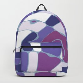 Funky Abstract 3 Backpack