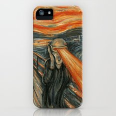 Art Attack iPhone SE Slim Case