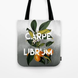 Seize the Book Tote Bag