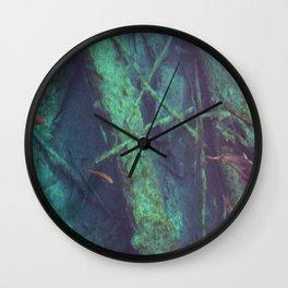 lost sea Wall Clock