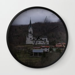 Parish Church of the Sacred Heart Wall Clock