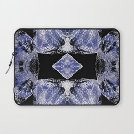 Indigo Mandala-Third Eye Chakra Laptop Sleeve
