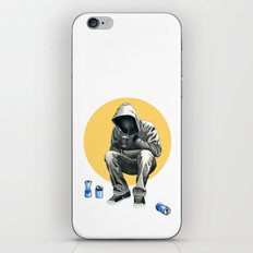 Street Spirit iPhone & iPod Skin