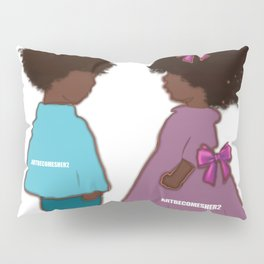Little Prince and Princess - Baby Tim Edition Pillow Sham